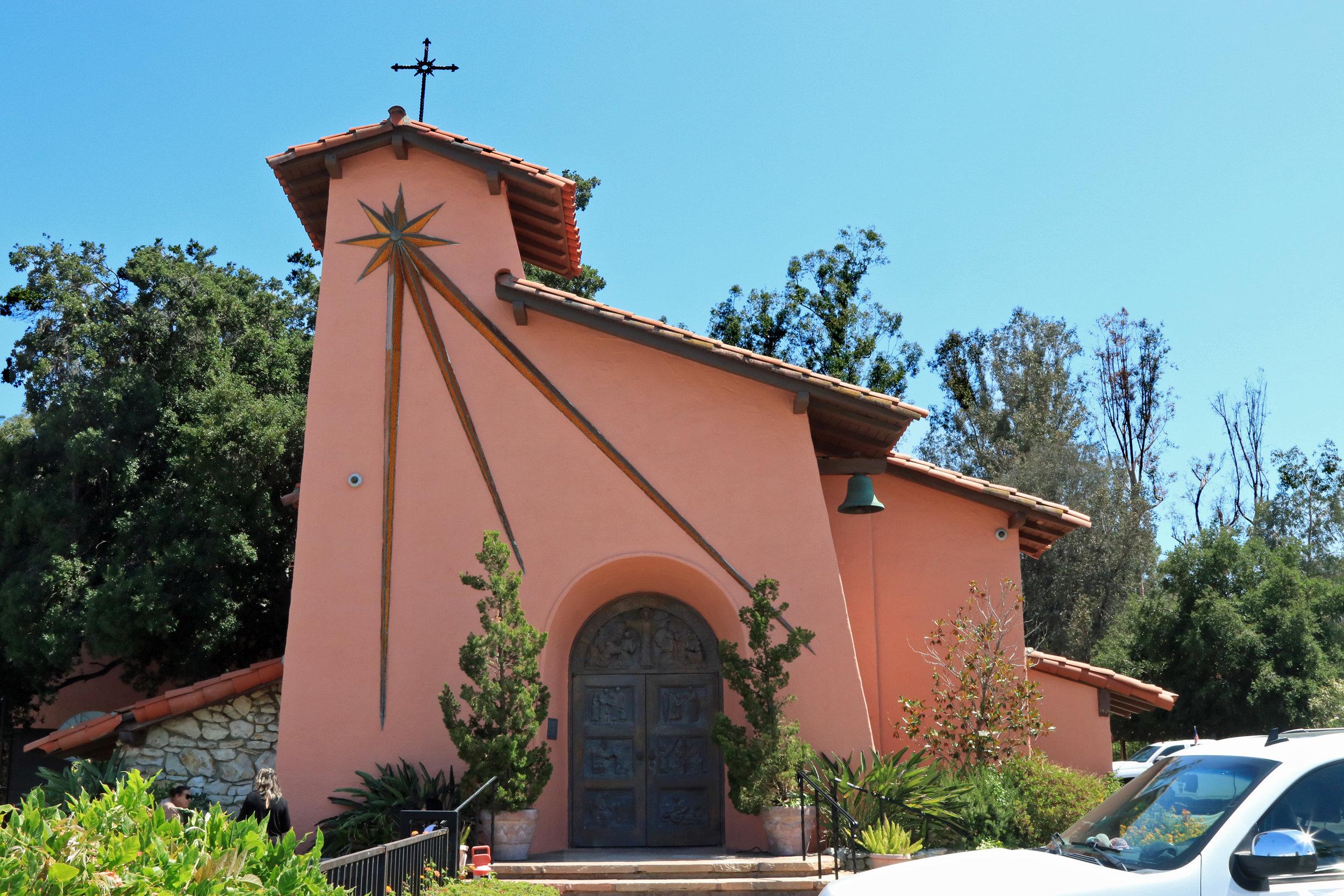 St. Nicholas Episcopal Church - 1941