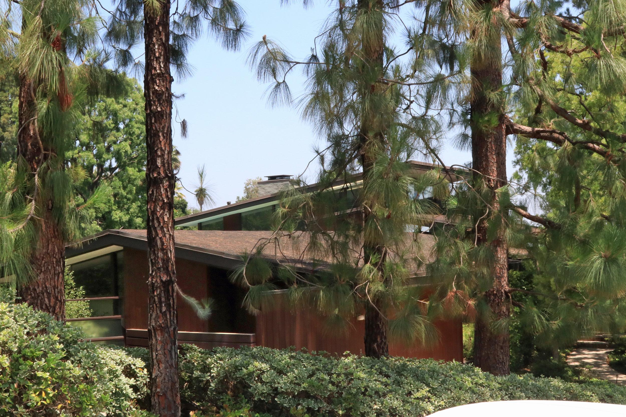 Barsha House   Ray Kappe - 1960