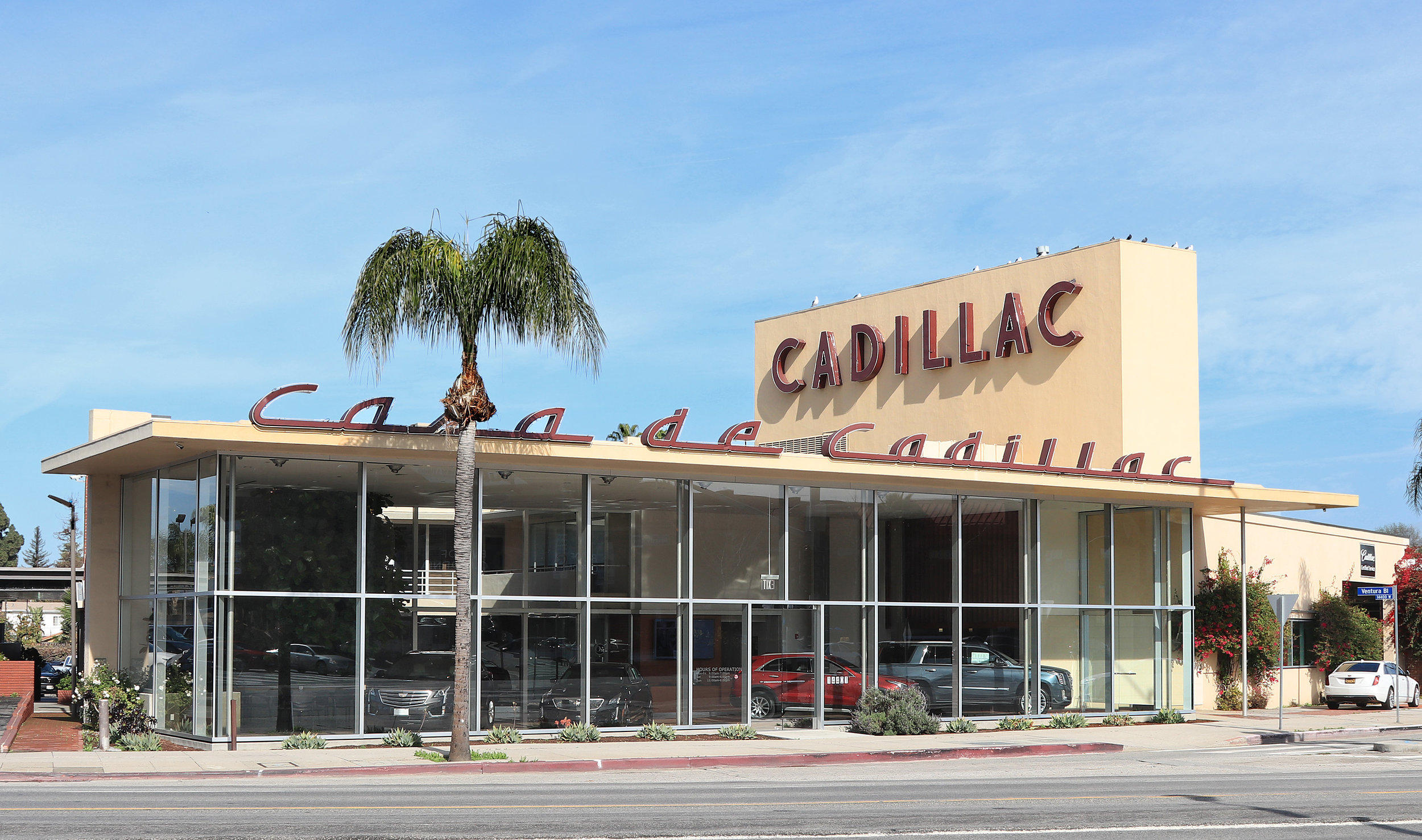 Casa De Cadillac    Randall Duell and Philip Conklin - 1949