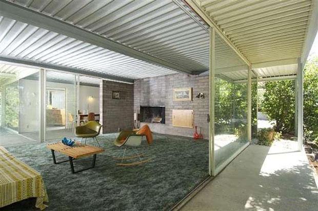 The Scott House by Pierre Koenig - 10300 Haines Canyon Rd, Tujunga, CA 91042