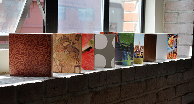 And they offer a variety of decorative faceplates allowing you transform an ugly outlet into a more appealing wall feature. http://www.LivingPlug.com