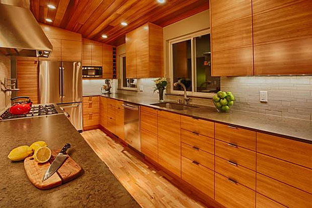 I love the name of this company – SEMIHANDMADE DOORS. Give your Ikea kitchen or bathroom a makeover by attaching new custom doors in place of the old ones. Semihandmade works exclusively with Ikea cabinetry because of their quality and their flexibility.