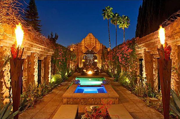 Sowden House by Lloyd Wright - 5121 Franklin Ave, Los Angeles, CA 90027