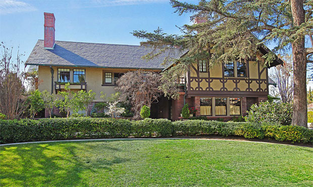 O'Melveny House by Sumner P. Hunt - 501 S. Plymouth Blvd, Los Angeles, CA 90020
