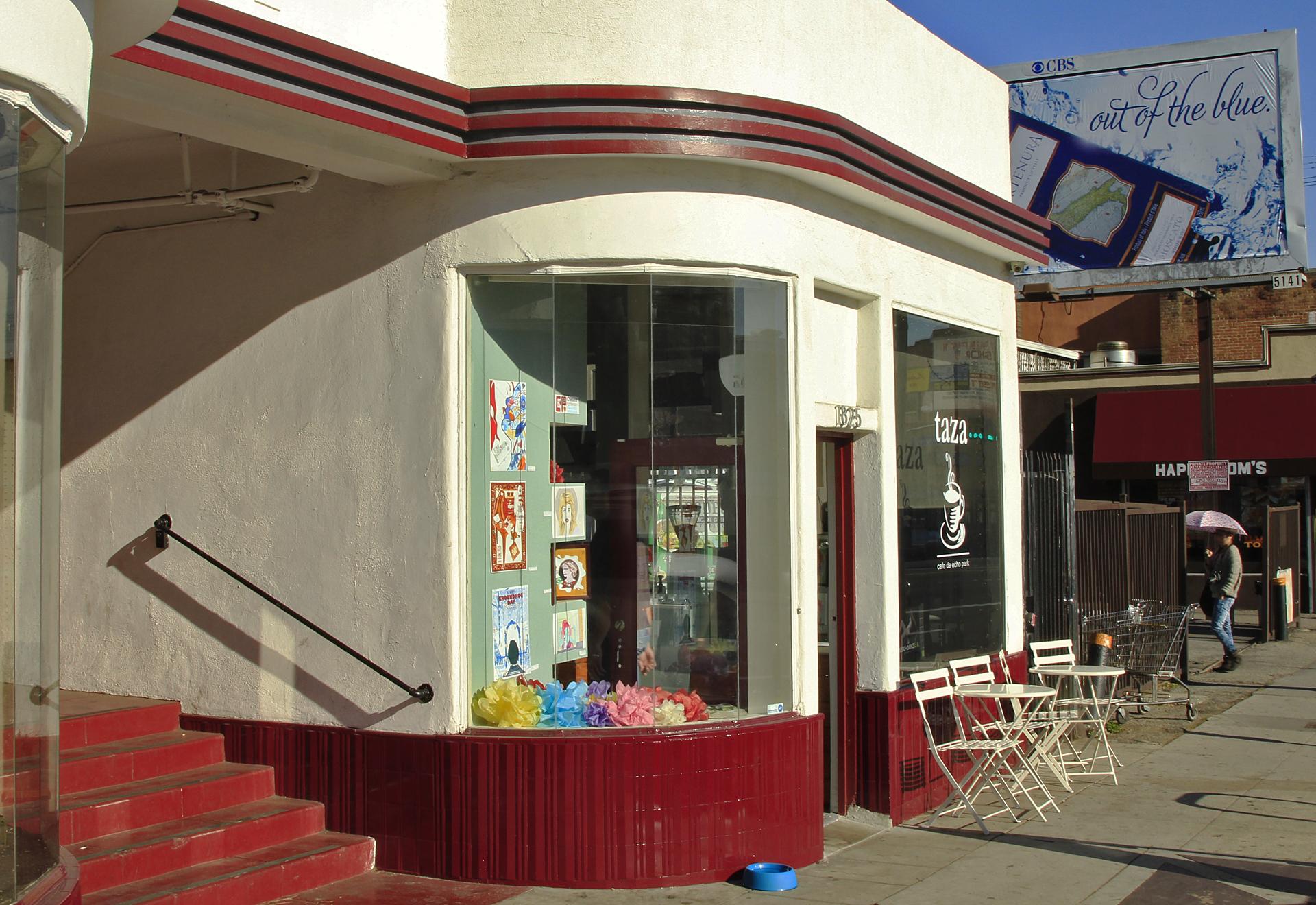 Taza Cafe - 1825 W. Sunset Blvd, Los Angeles, CA 90026