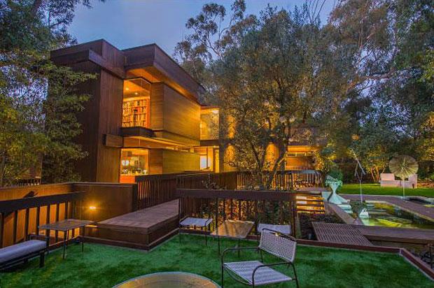 Gertler House by Ray Kappe - 14623 Hilltree Rd, Santa Monica, CA 90402