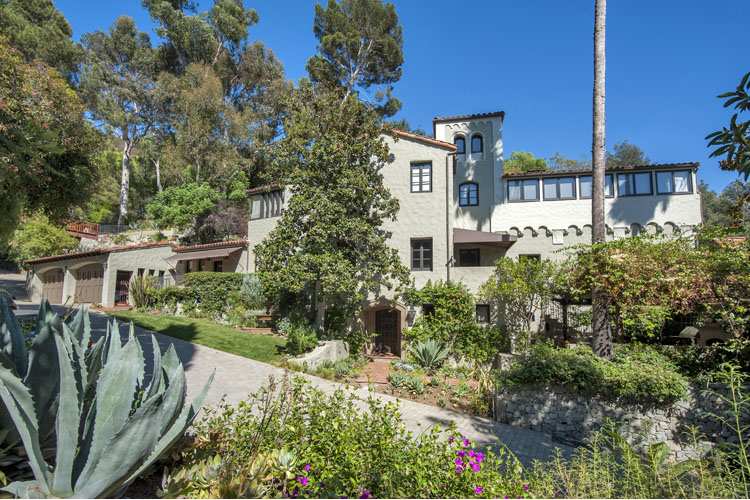 Sheryl Crow. 5,357 sf, 4 BR / 3.5 BA Spanish, Hollywood Hills – Active, List Price: $15,950,000