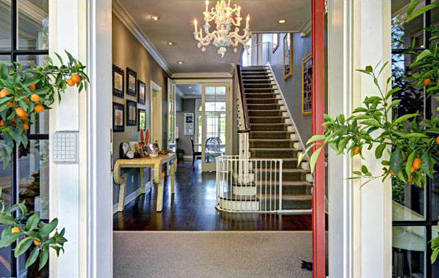 The owners have done a great job of keeping much of the home's original charm intact, but have also incorporated tasteful modern updates.