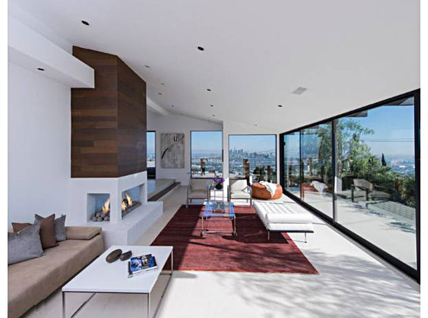 What was formerly a nice two-level home with gorgeous views has been transformed into a resort style compound done with the uttermost quality in materials and craftsmanship.