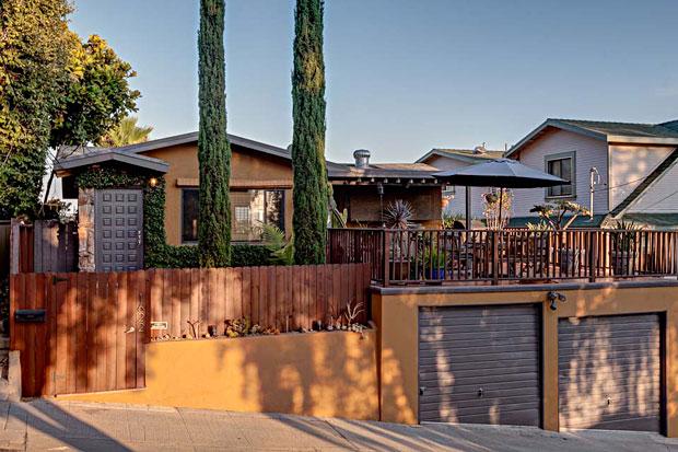 1622 Benton Way, Los Angeles, CA 90026 - Silver Lake
