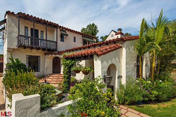 Spanish Beauty at 3227 Tica Drive in Los Feliz