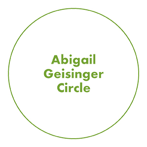 In honor of individuals who have thoughtfully provided for the future of Geisinger in their own estate plans.