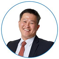 Jaewon Ryu, MD, JD, president and CEO, Geisinger