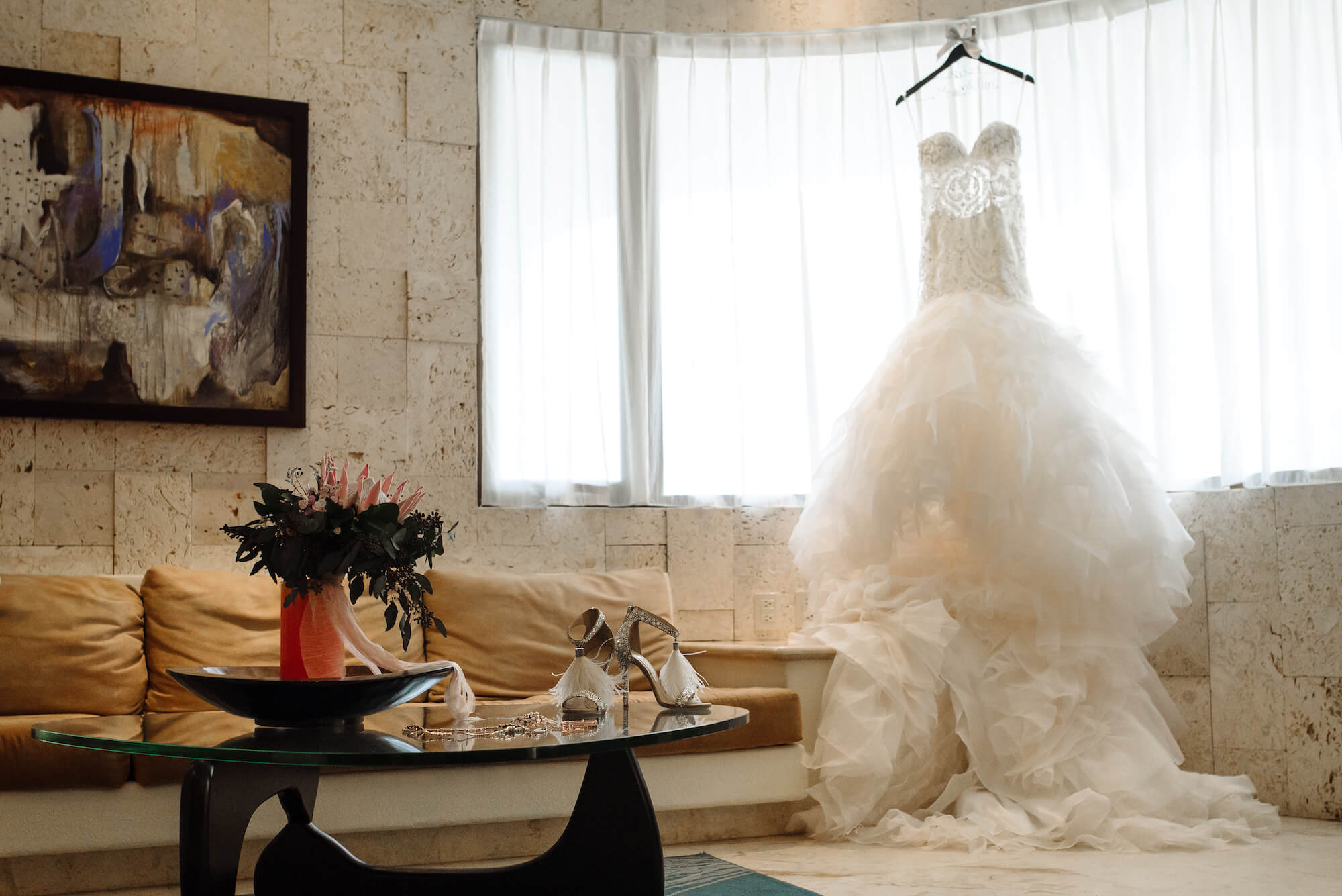 About - With over 25 years in the business, your wedding dress is in the best hands in the 'Burgh!