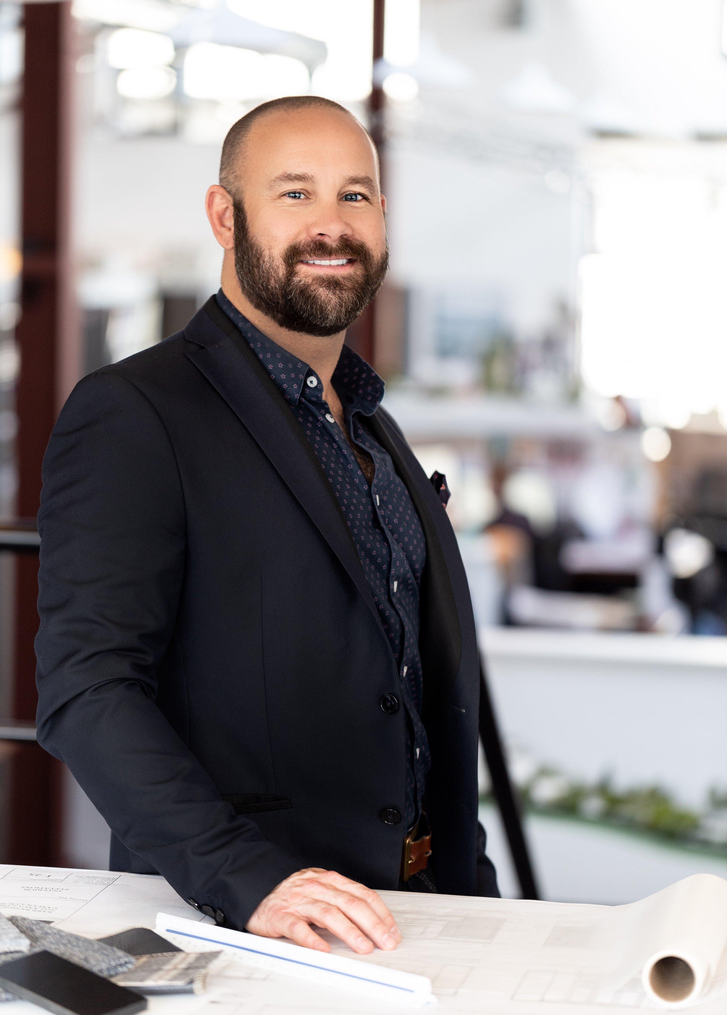 Jack Brown - Principal, Jack Brown Interiors