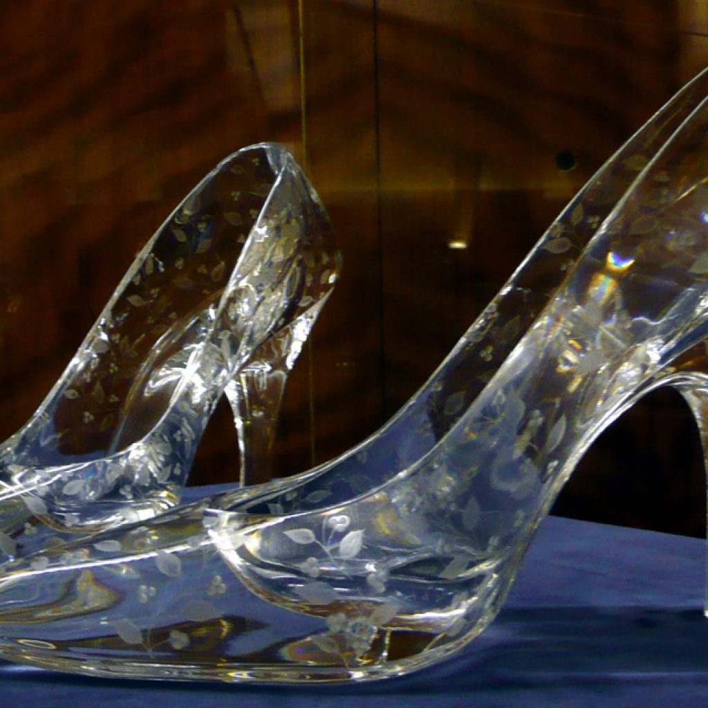 Musings on a Glass Slipper - By Dr. Suzanne Levine