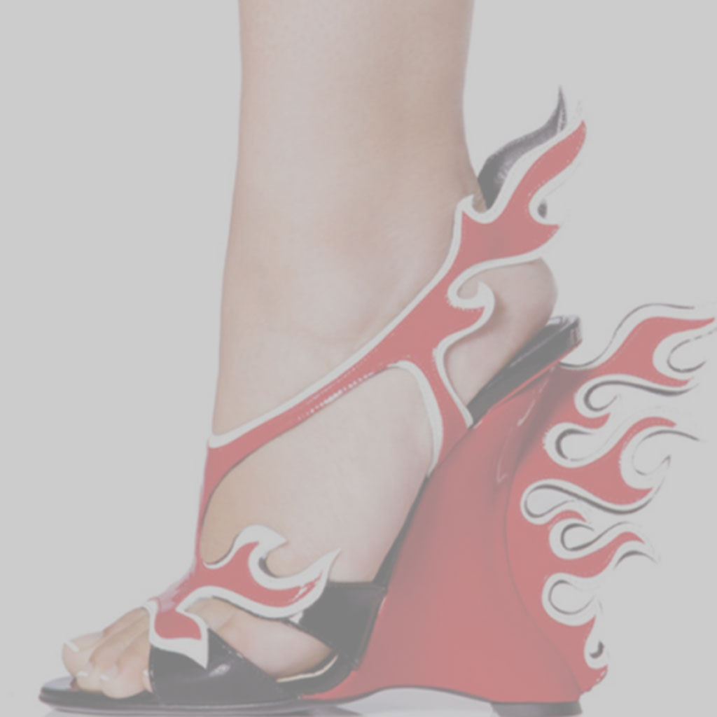 Feet on Fire? - By Dr. Suzanne Levine