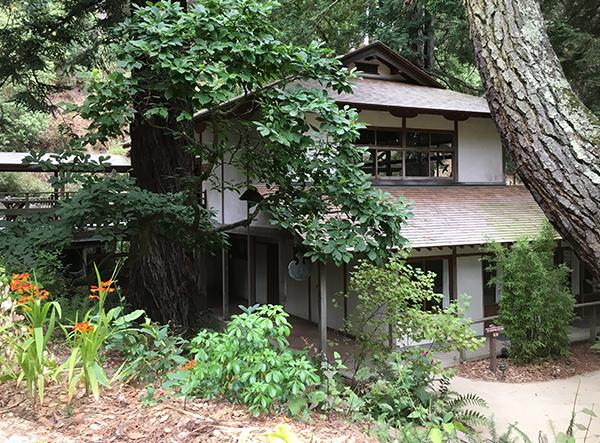 GREEN GULCH FARM - The California retreat will take place July 19–25 in 2019.