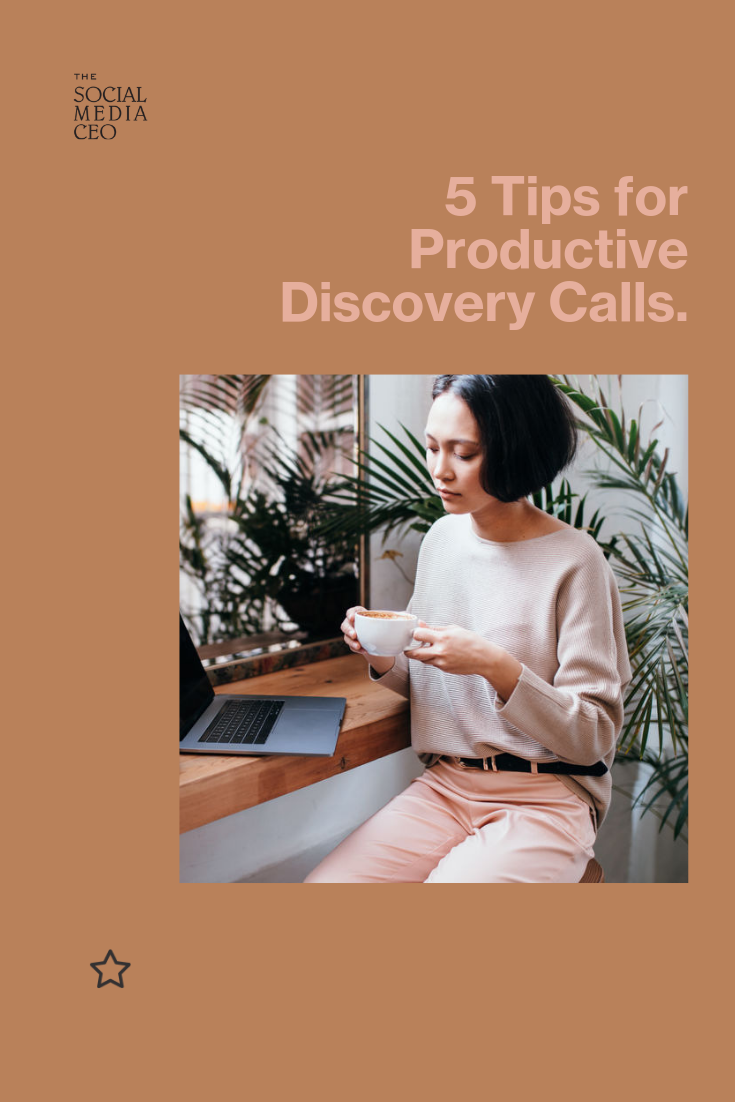 5 Tips for Productive Discovery Calls