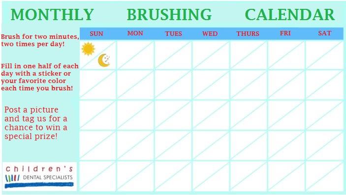 brushing calendar.JPG