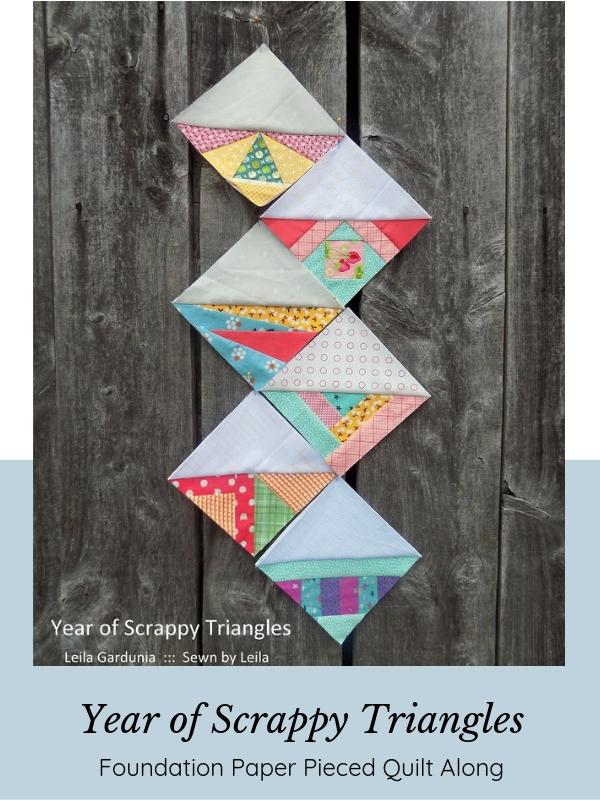 52 Scrappy Triangle Foundations