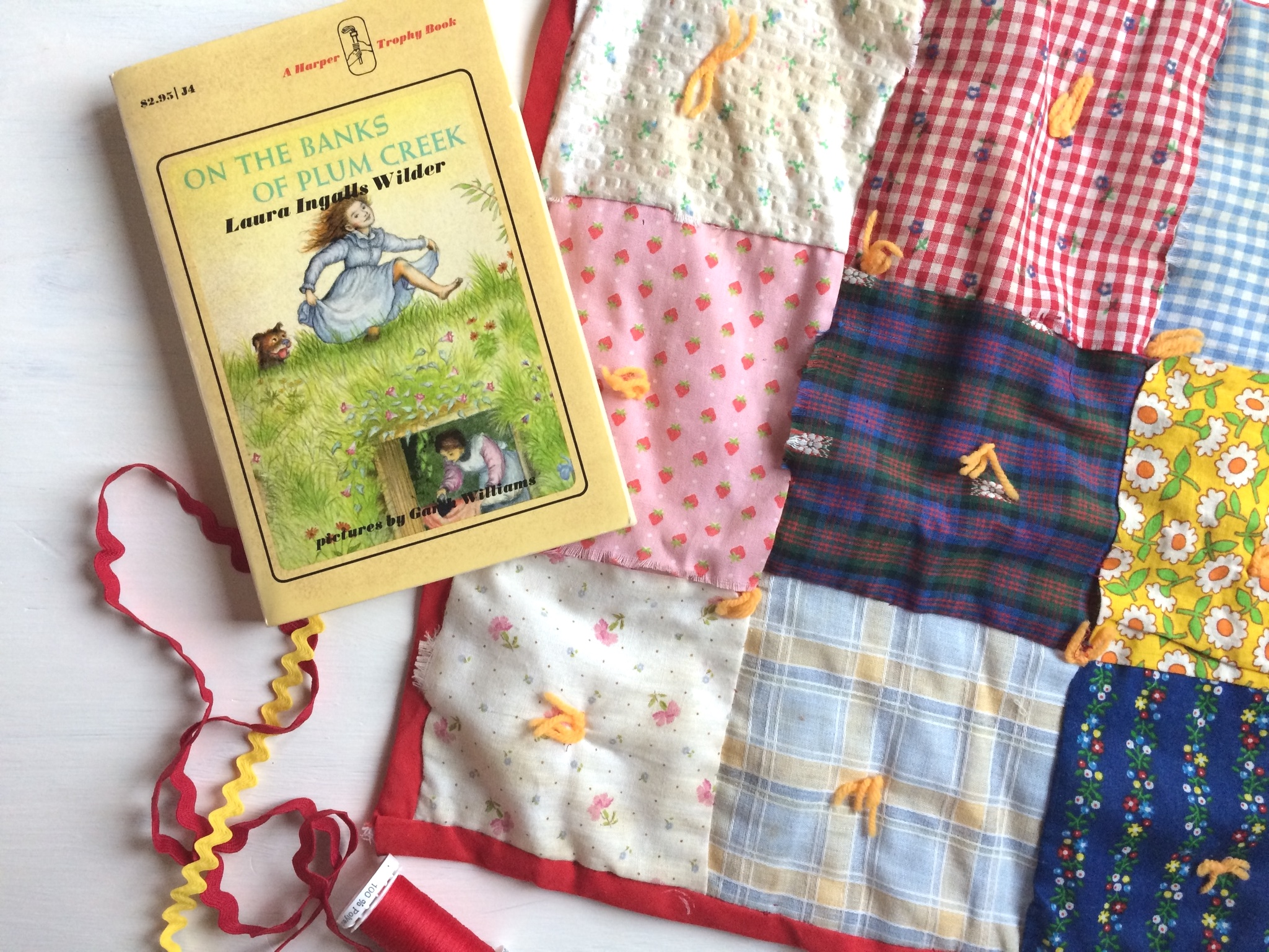 vintage quilt little house book.JPG