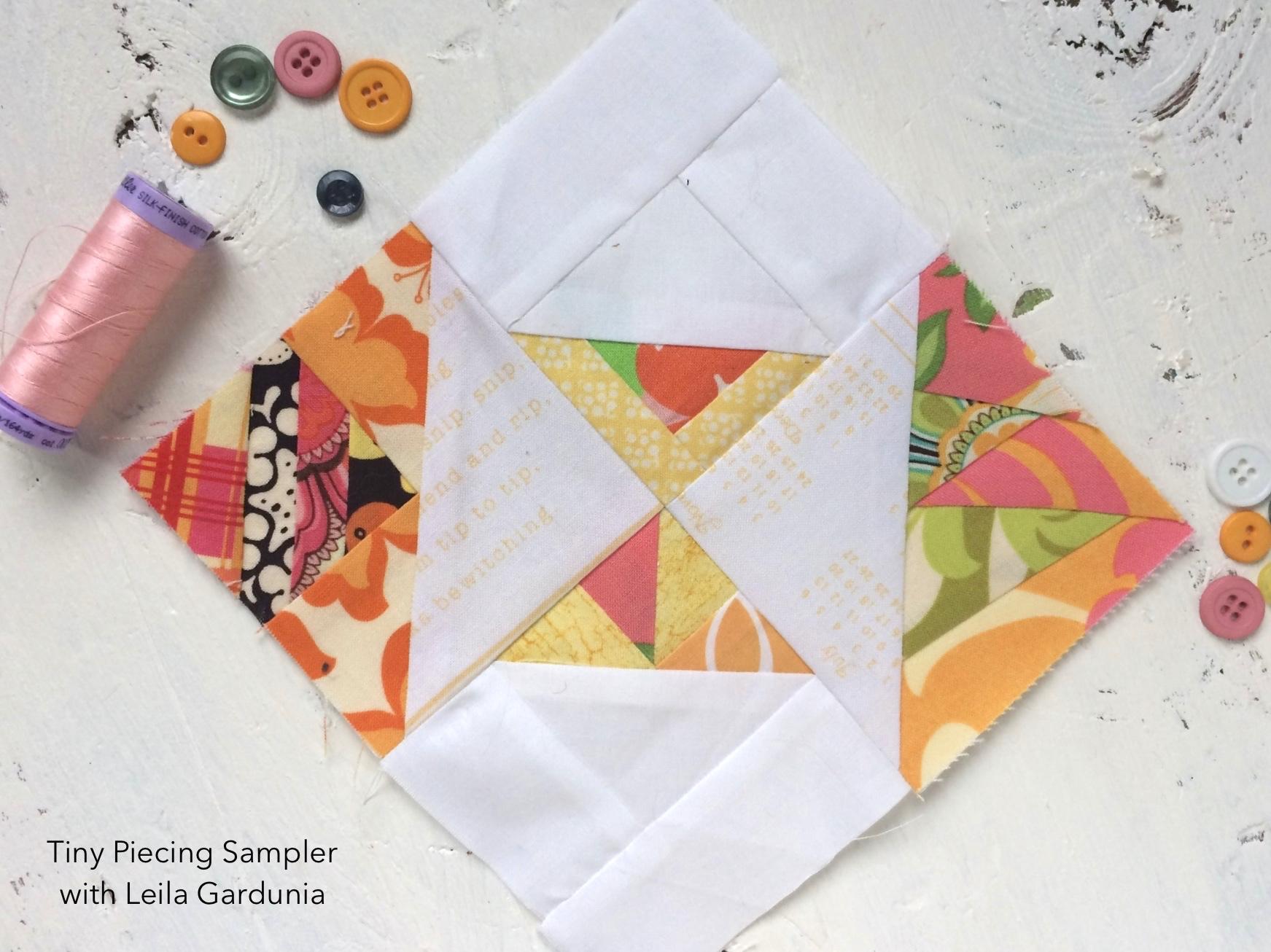scrappy triangle quilt block mini.jpeg