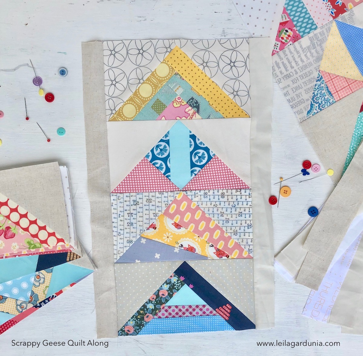 4 x 8 scrappy geese quilt along block.jpg
