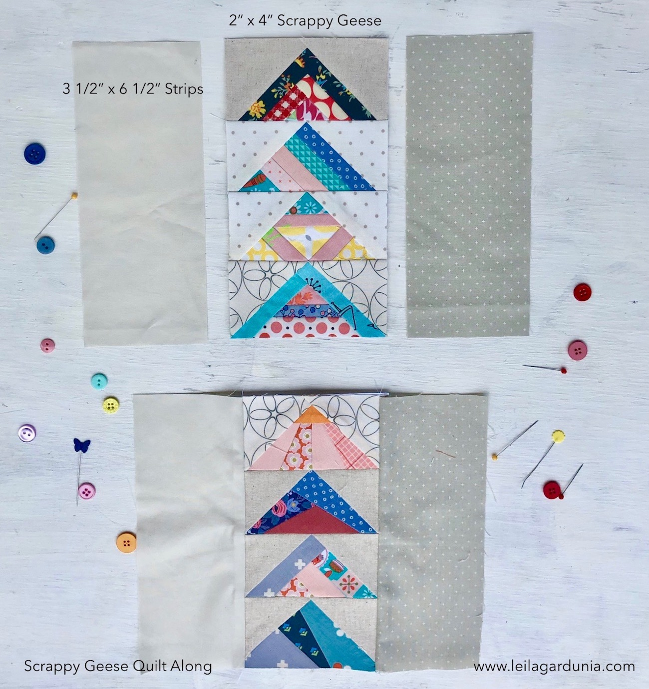 2 x 4 scrappy geese quilt along block instructions.jpg