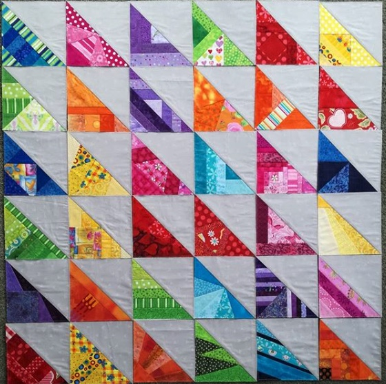 Quilt by  @maree3ma