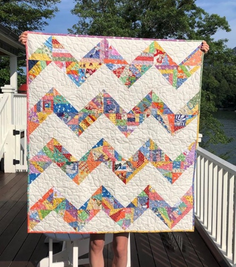 Quilt by  @mrsbhoney