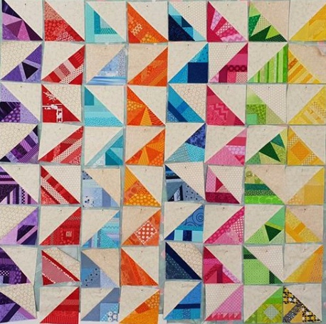 Quilt blocks by  @lynniequilts