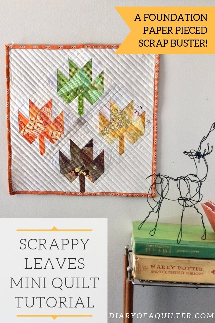 scrappy leaves mini quilt wall haning.jpg