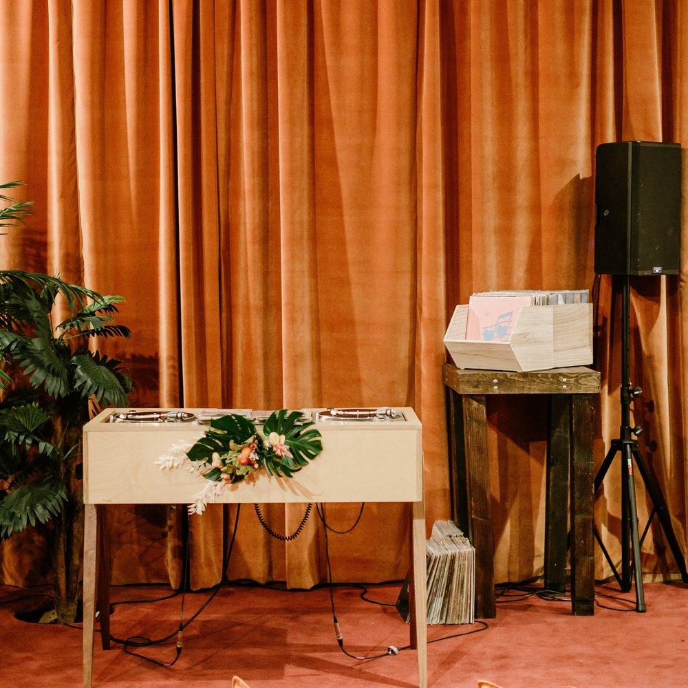 Joshua Tree Wedding DJ