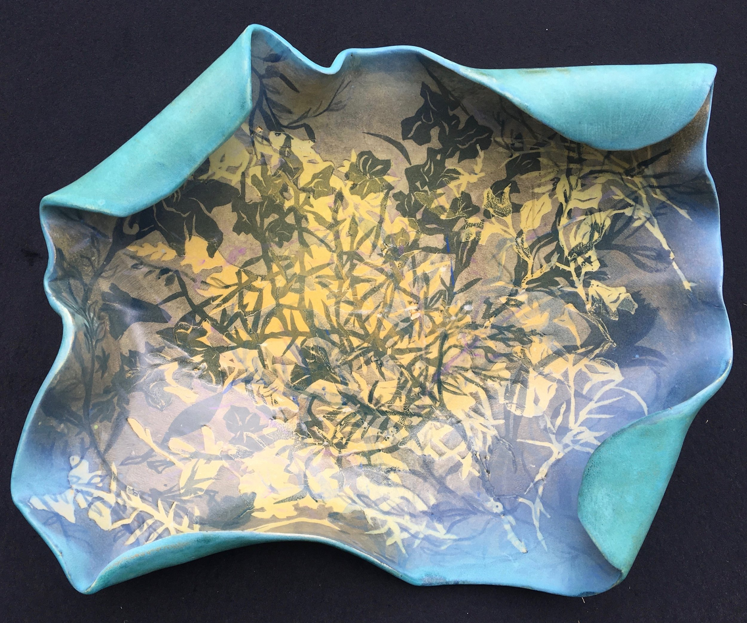 Ceramic by Melissa Katzman Braggins