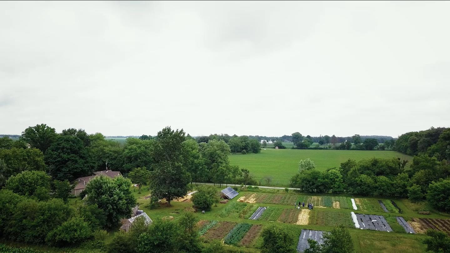 1-acre soil health farm