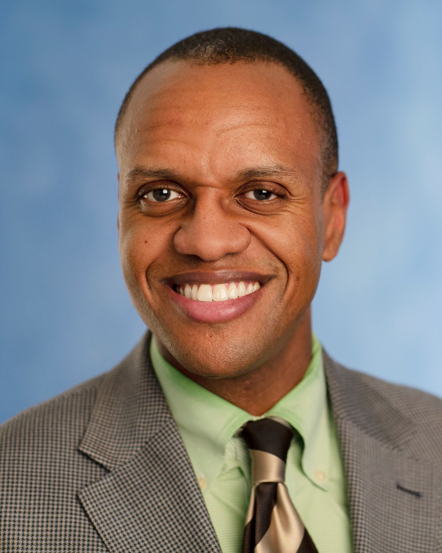 Rahsaan Johnson - Director of Sponsorships and Brand Activation at United Airlines
