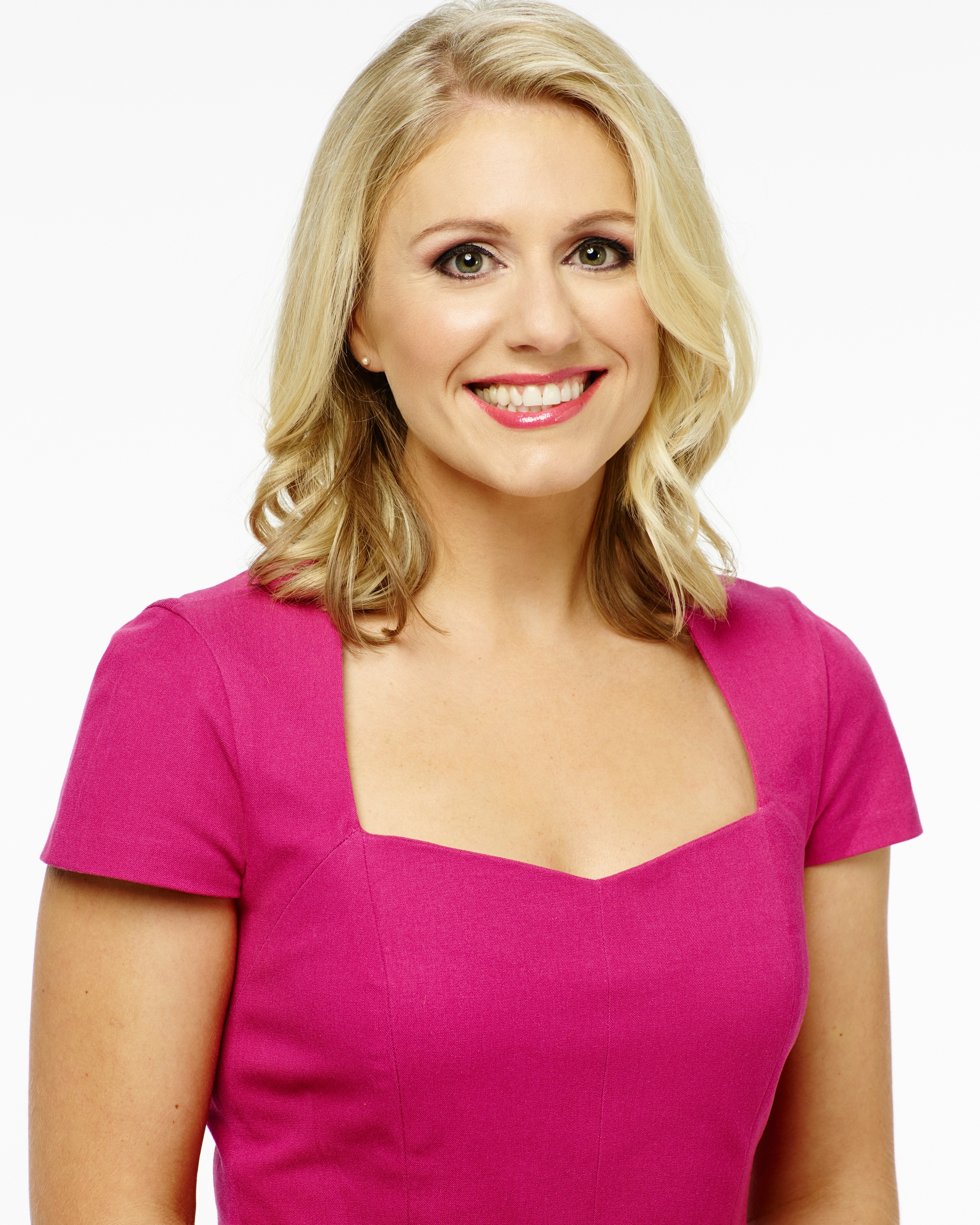 Rebecca Lowe - Host of NBC Sports Group's Premier League Coverage
