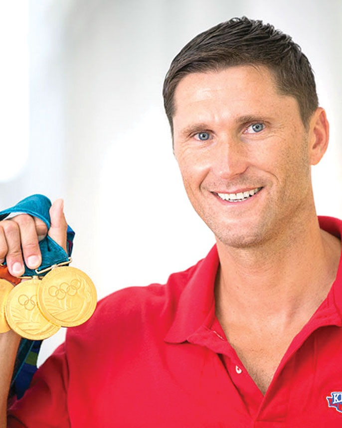 Lenny Krayzelburg - Olympian
