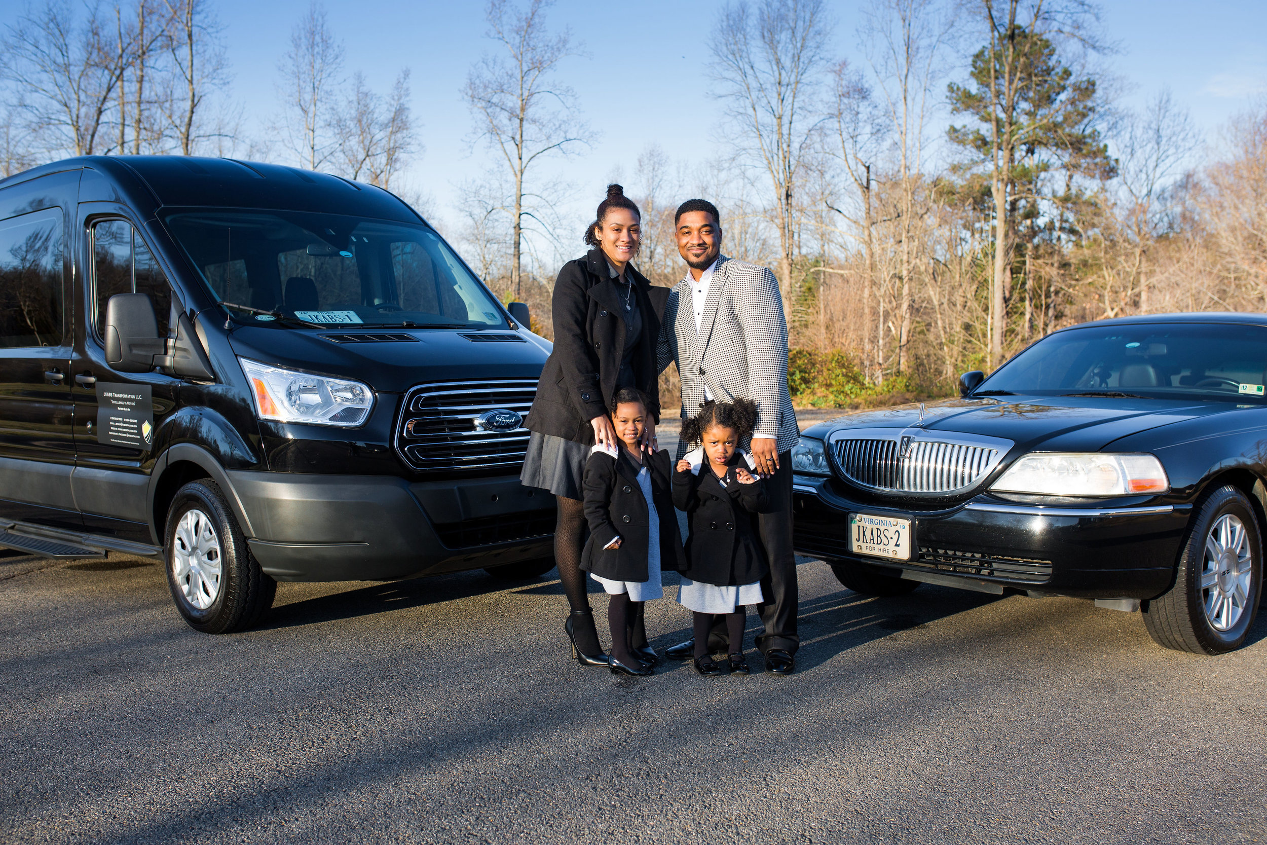J-Kabs Transportation, Family Owned & Operated