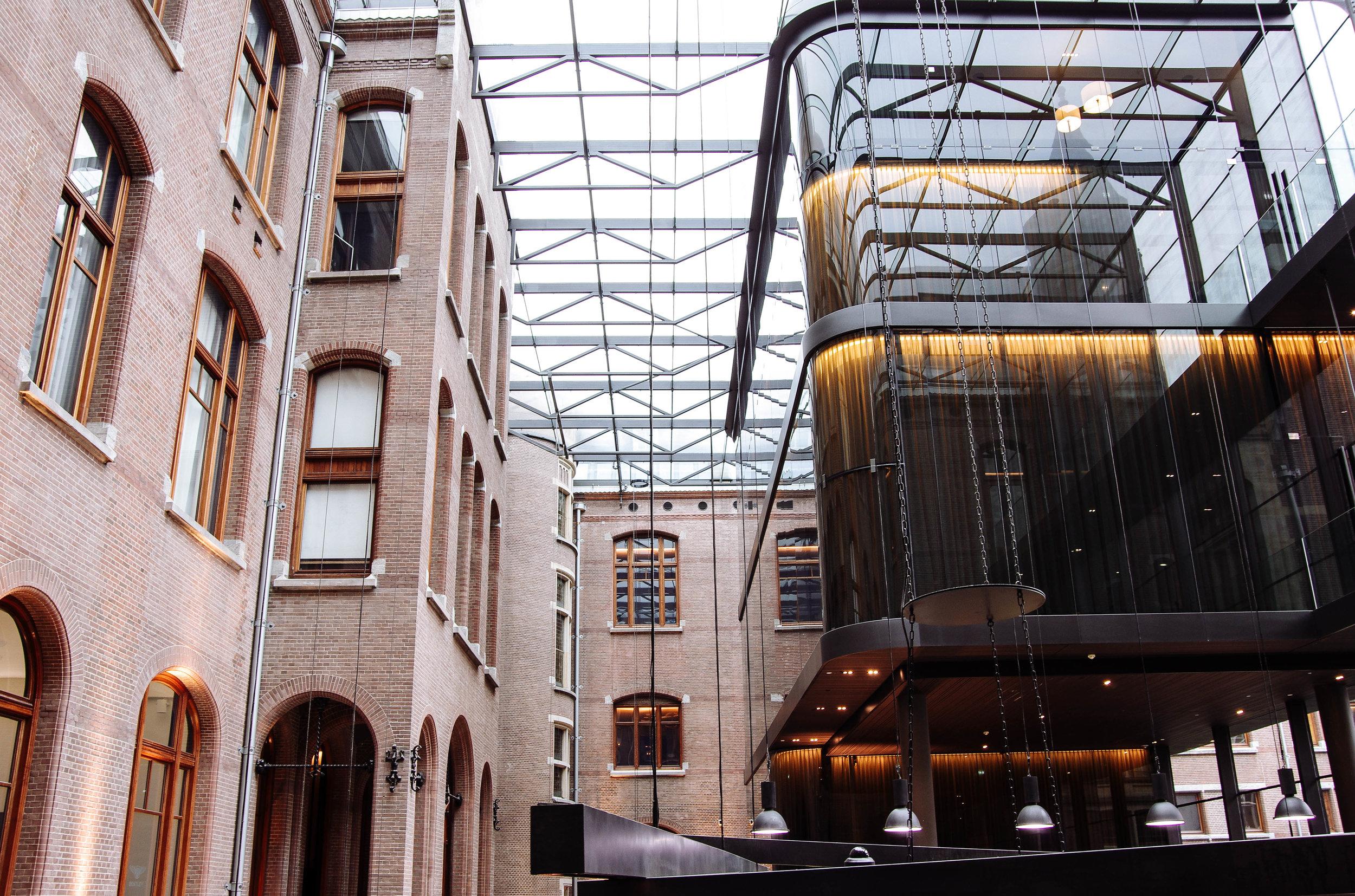 CONSERVATORIUM HOTEL AMSTERDAM - Lobby atrium.jpg