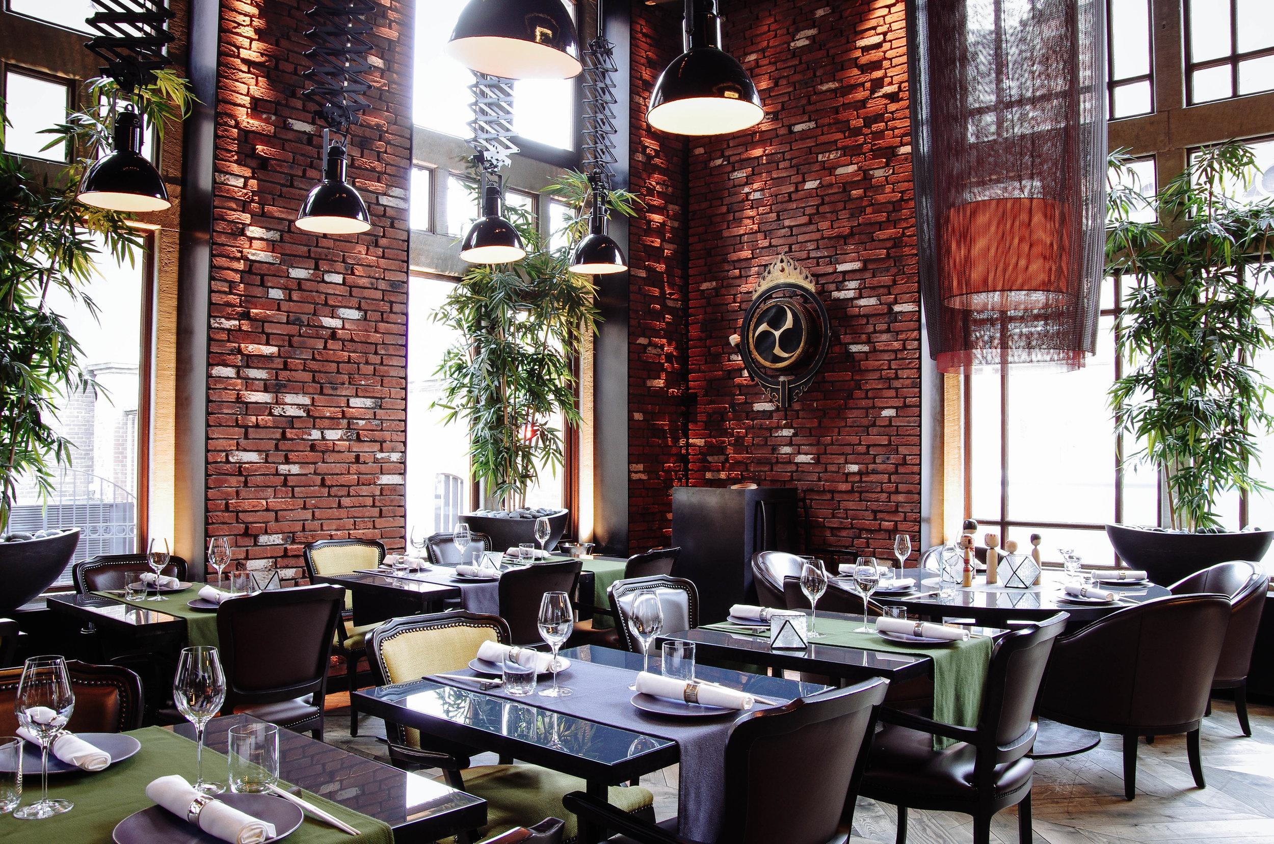 CONSERVATORIUM HOTEL AMSTERDAM - Taiko restaurant 12.jpg