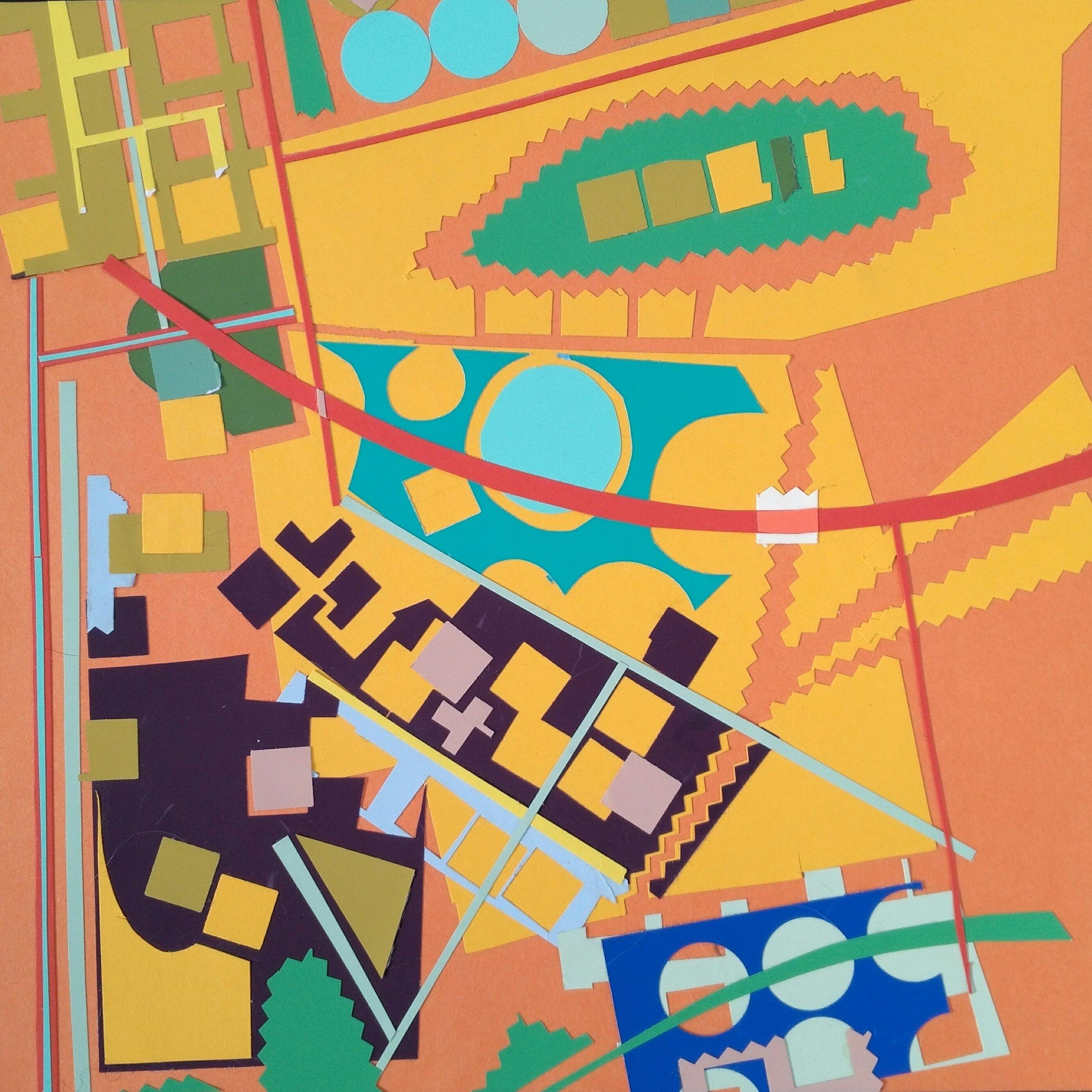 """Reconnaissance 1: """"City On the Grow"""", 2018"""