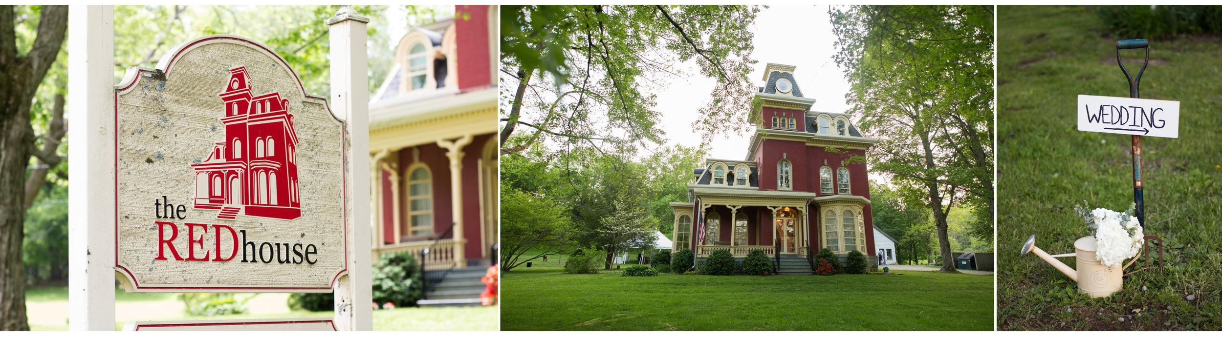the red house - cassadaga NY