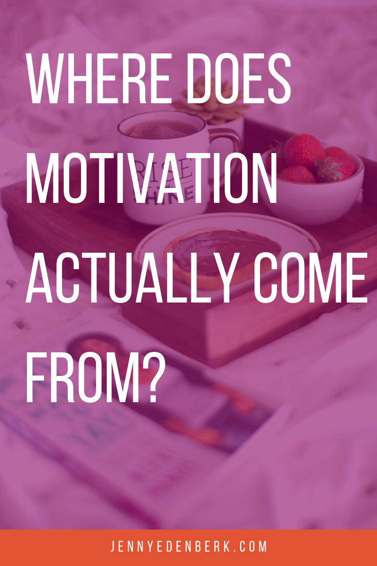 why can't I get motivated?