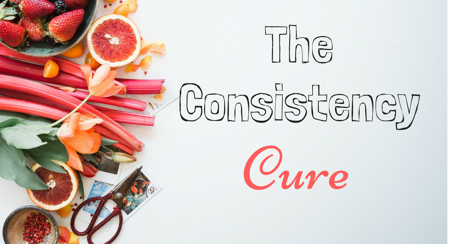 how to get consistent with behaviors