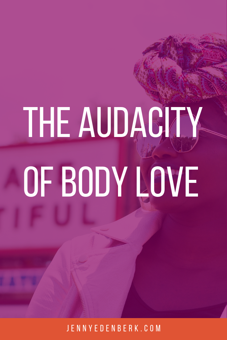 how can I love my body?