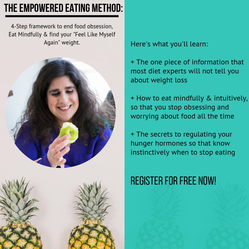 emotional eating webinar