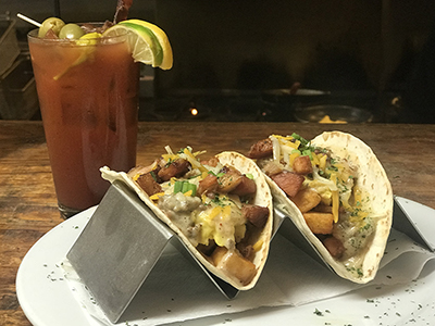 Pork Belly Tacos -