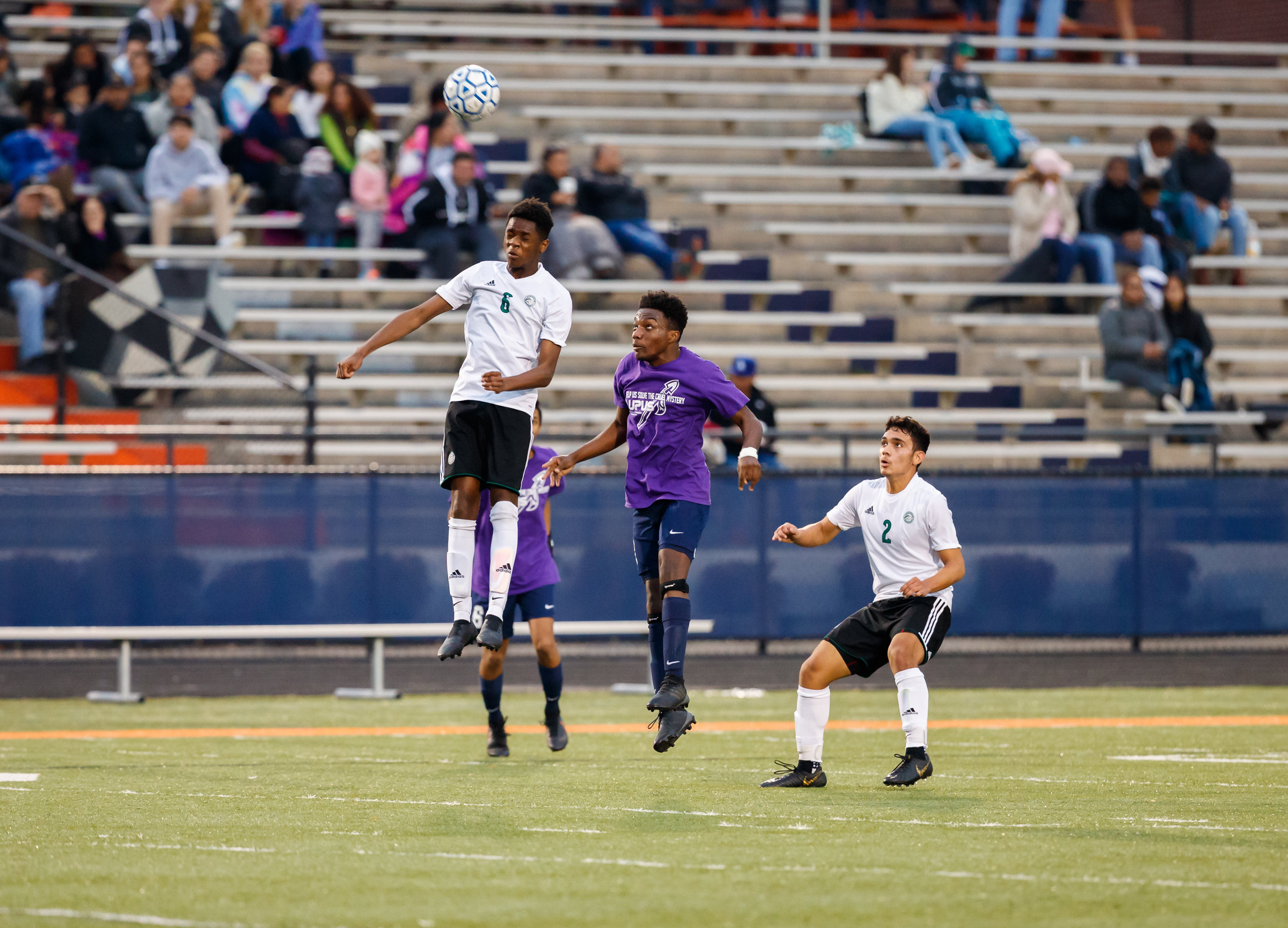 North Cobb High School vs. Kennesaw Mountain High School Boys Soccer